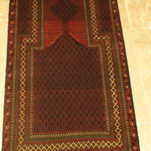 فرش بلوچ پشمی